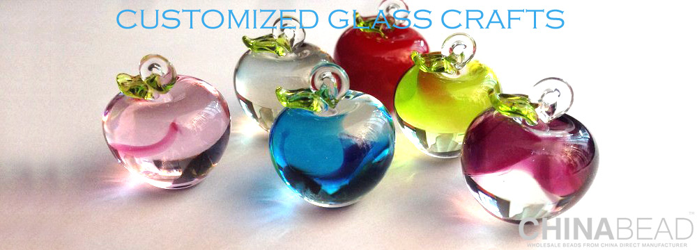 Customized Design Glass Crafts